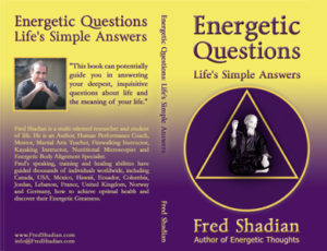 Energetic Questions: Life's Simple Answers book cover